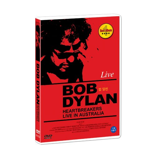Bob Dylan Heartbreakers Live In Australia (The Hard Tour Griff) (1986) Alle Region