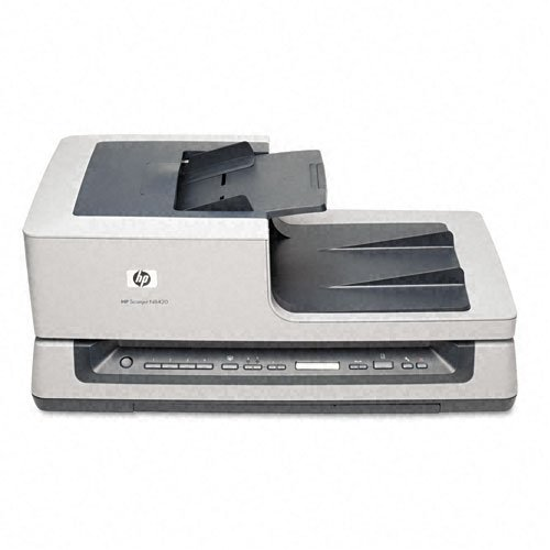 Best Review Of HP N8420 Scanjet Document Flatbed Scanner