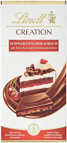 Lindt Creation Schwarzwälder-Kirsch, Vollmilchschokolade (1 x 150 g)