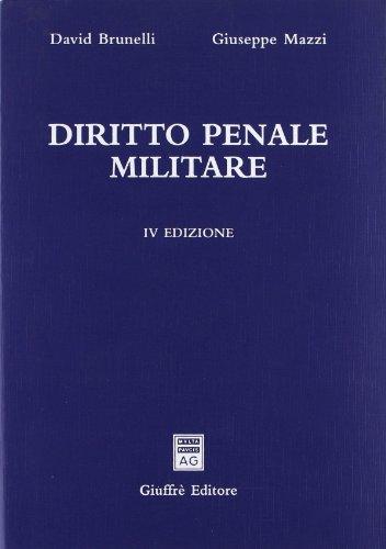 Diritto penale militare