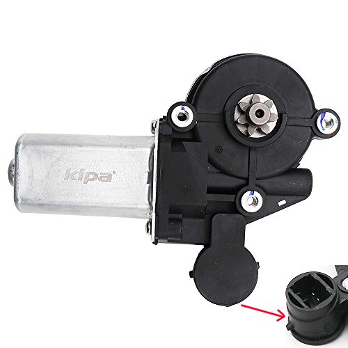 KIPA Front Left Power Window Motor 47-10009 for Toyota Highlander RAV4 Camry Scion, Replace For OE Part Number 85720-33120, 85720-32150