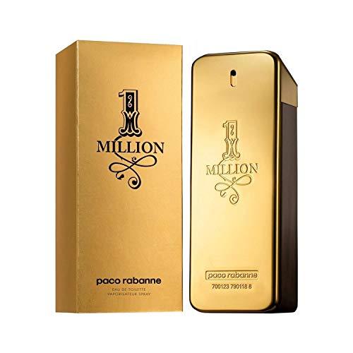 Paco Rabanne 1 ONE MILLION EDT 100ml 3.4oz Men NEW SEALED BOX