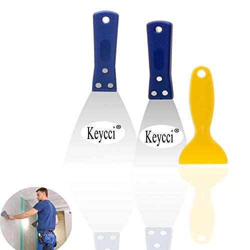 $2.98 Set of 3 Putty Knives Clip the extra 5% off coupon and use promo code: 50YIP2AO