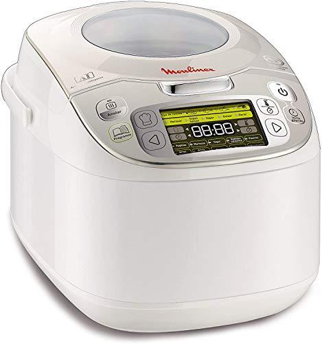 MK812121 Advance Robot de cocina con 45 programas de cocción, 5 L, 750 W, color Plata Premium
