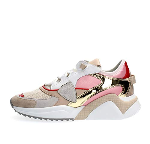 Philippe Model Damen Sneaker rosa 38 EU