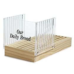 Norpro 370 Bread Slicer and Guide with Crumb Catcher affiliate