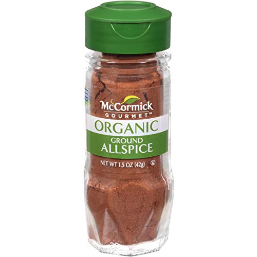 McCormick Gourmet All Natural Ground Jamaican Allspice, 1.5 oz