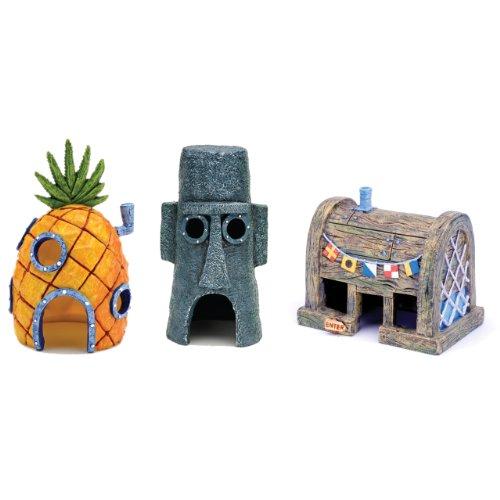 SpongeBob SquarePants Aquarium Ornaments