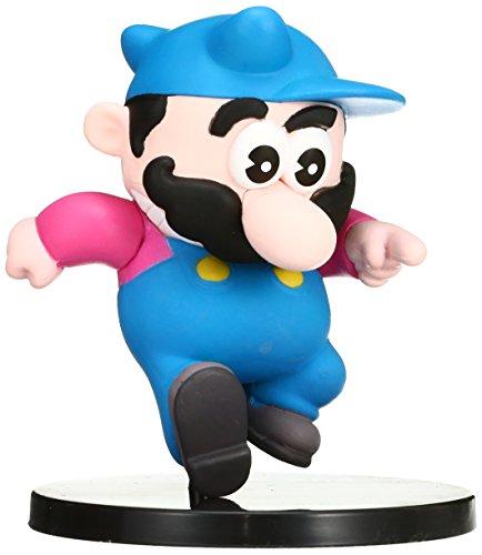 Figurine 'Super Mario Bros' - Série 2 - Mario 7 cm