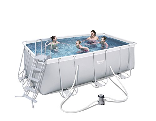 Bestway Frame Pool Power Steel Set 412x201x122 cm - 2