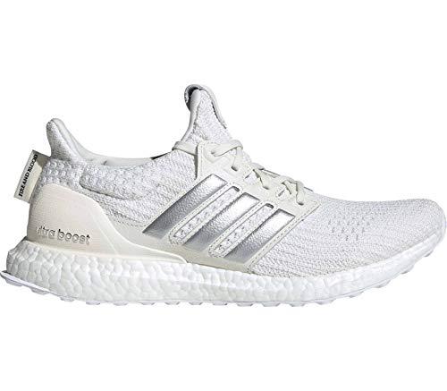 adidas Performance Ultra-Boost - Zapatillas de running para mujer, color negro / gris, blanco, EU 46 - UK 11