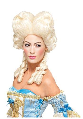 Smiffys Adult Deluxe Marie Antoinette Wig Standard