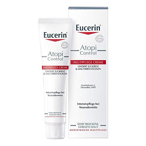 Eucerin AtopiControl Akut Crème, 0,06 grams