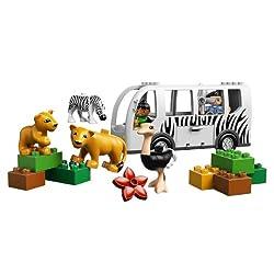 Lego 10502 Duplo – Safari Bus