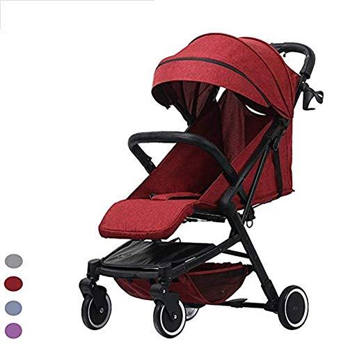 Find Bargain Goquik Baby Stroller, Folding Stroller Lightweight Baby Wagon Stroller System, 0-3 Year...