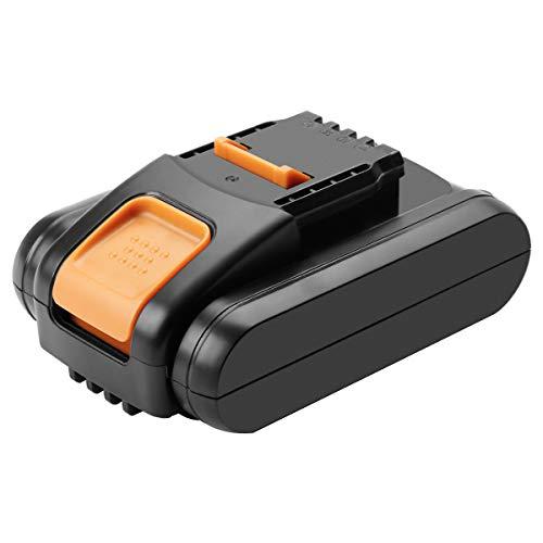 Shentec 20V 3.0Ah Batería de iones de litio para Worx WA3551 WA3551.1