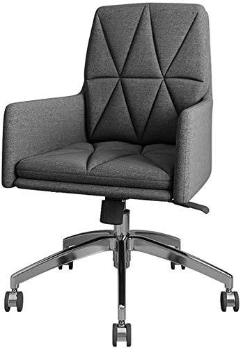 Aisamco Bürostuhl Büromöbel Stuhl Sessel,Grey