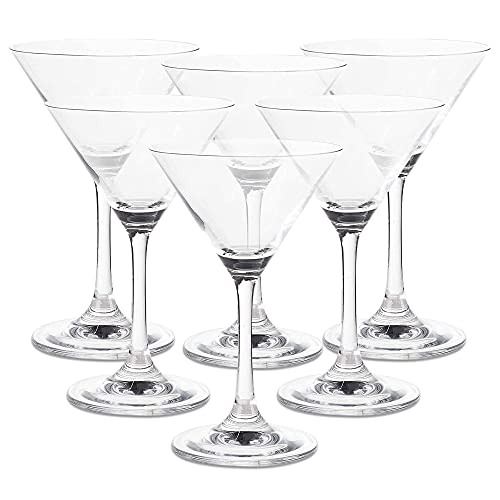 Martini glasses/cocktail glasses