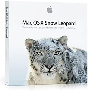 Mac OS X Snow Leopard 10.6
