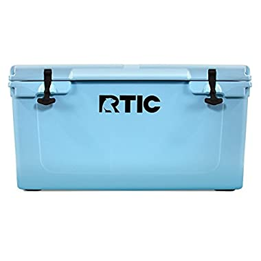RTIC Cooler, 65 qt (Blue)