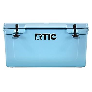 RTIC Cooler, 65 qt (Blue)