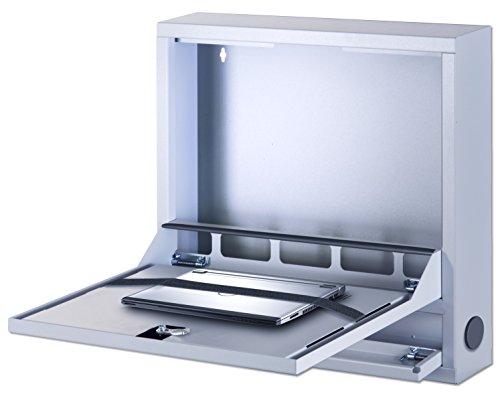Techly Professional 102291 Box di Sicurezza per Notebook e Accessori per LIM Basic Grigio Grigio