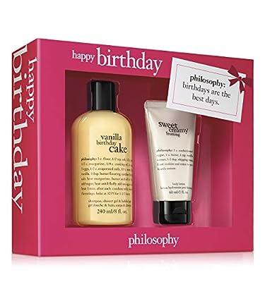 philosophy Happy Birthday Gifting