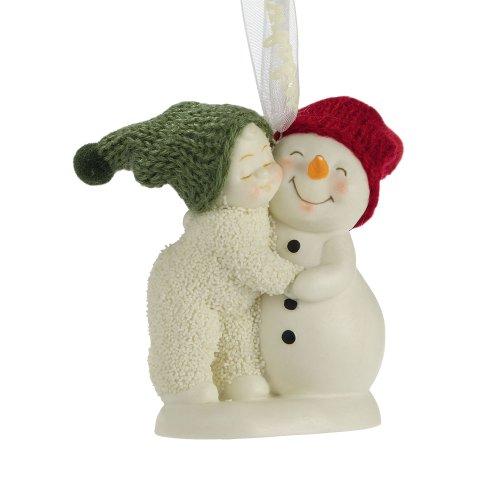 Department 56 Snowbabies Hug Me Hanging Ornament, As Seen in Picture