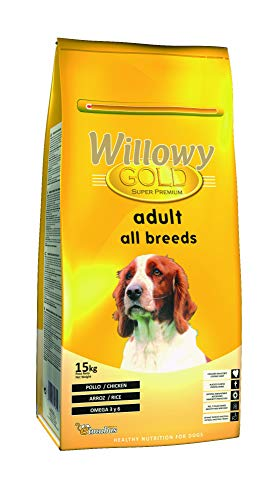 WILLOWY - Gold Diary Saco De 15 Kg