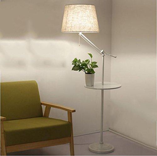 FAFZ nachttafellamp woonkamer slaapkamer staande lamp Nordic American couchtafel lamp creatieve slaapbank hoofd verticale staande lamp verticale staande lamp verticale staande lamp