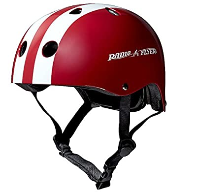 Radio Flyer Helmet, Toddler or Kids Helmet for Ages 2-5