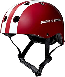 Radio Flyer Casco Trike o Bicicleta, Rojo