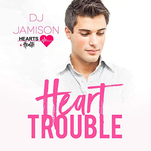 Heart Trouble audiobook cover art
