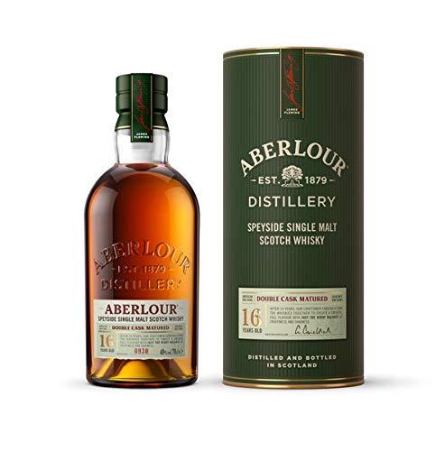 Aberlour 16 Years Old mit Geschenkverpackung Whisky (1 x 0.7 l)
