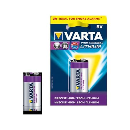 Varta Lithium Batterie Elektronik