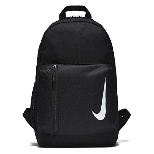 NIKE Y Nk Acdmy Team Bkpk Sports Backpack, Unisex adulto, black/black/(white), MISC