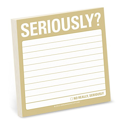 funny stocking stuffer ideas for adults joke notepad