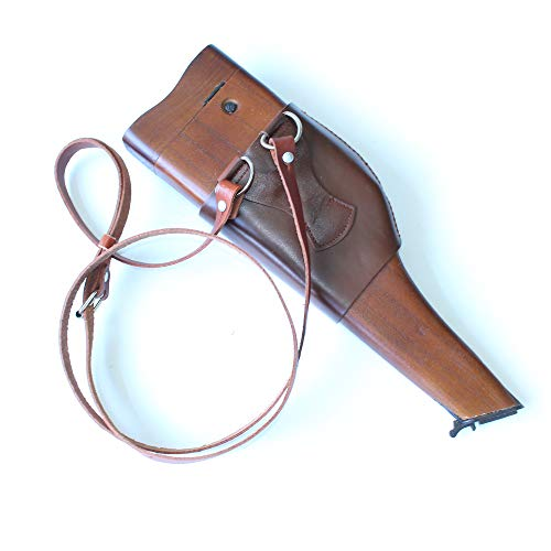 WWII WW2 German Mauser Holster Wood Stock Broomhandle Putt Reproduction