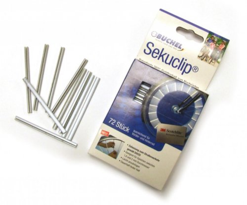 Büchel Sekuclip Compact Speichenreflektoren