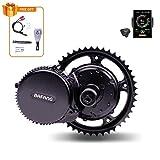 Bafang 750w Motores Electricos para Bicicletas BBS02B BBS02 48V 52V Kit de Conversion Bici Electrica con Bateria para Bicicleta de Montaña(52V20Ah)