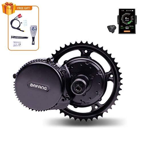 Bafang 750w Motores Electricos para Bicicletas BBS02B BBS02 48V 52V Kit de Conversion Bici Electrica con Bateria para Bicicleta de Montaña