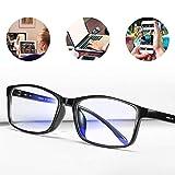 Gaming Brille, Verringerung der Augenbelastung Herren//Damen ATTCL Unisex blaulichtfilter brille computerbrille zum Blockieren von UV-Kopfschmerz