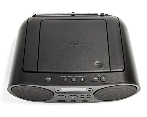 Sony ZSP-S50 CD/USB Radiorekorder (AM/FM)