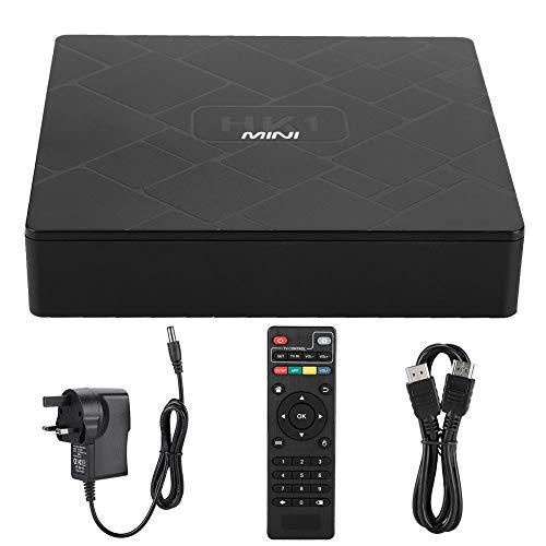 Liukouu Smart TV Box RK3229 - Caja de televisión (2 GB, 16 GB, para Android 8.1 Quad Core, con mando a distancia, Smart TV Box para Android 8.1