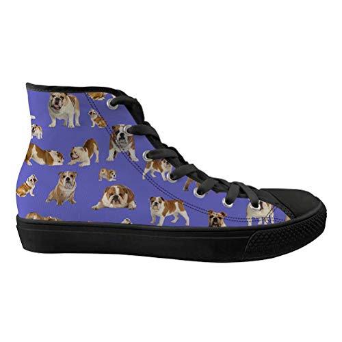 MODEGA Plaid Schuhe Männer Plaid Turnschuhe Frauen Crosstrainer Mensschuhe billige Schuhe für Frauen Plus Größe Jog Schuhe schöne Schuhe für Jungen modische Schuhe für Männe Größe 40 EU|6 UK