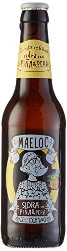 Maeloc Sidra con Piña & Pera - 330 ml