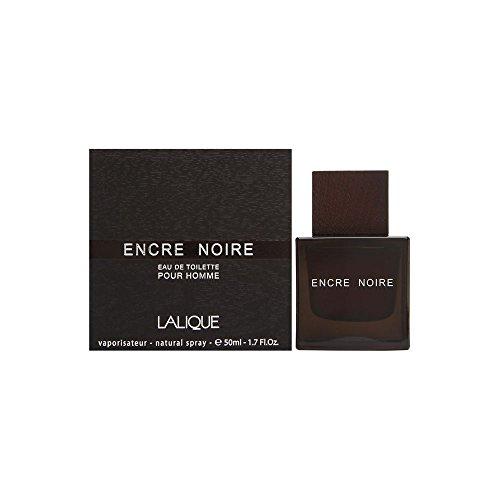 Lalique Herren Encre Noire homme/men,Eau de Toilette, 1er Pack (1 x 50 ml)