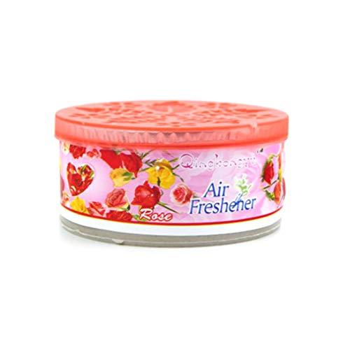 Ambientador sólido Fragancia de Aire Aseo Fragancia de Hotel Desodorante de Aire Ambientador Aroma de Rosa Colorido