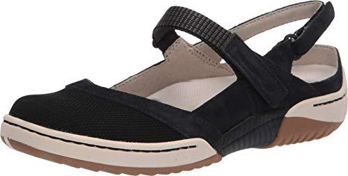 Dansko Women's Raeann Black Sandals 6.5-7 M US