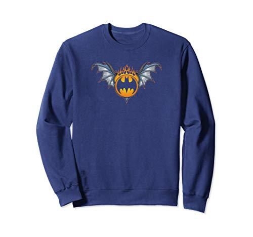 Batman Bat Wings Logo Sweatshirt
